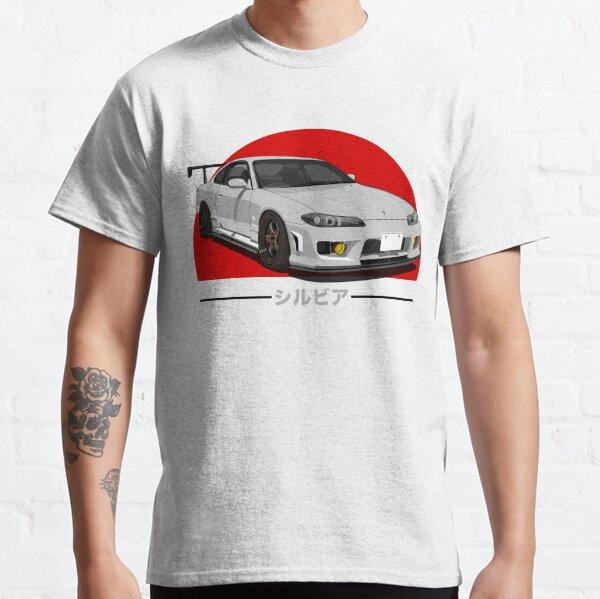Nissan Silvia S15 JDM Tuner Classic T-Shirt
