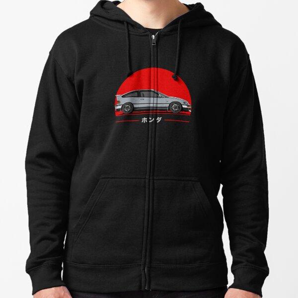 I love my Honda Civic EG Style 1 Logo Hoody Hoodie Hooded Top