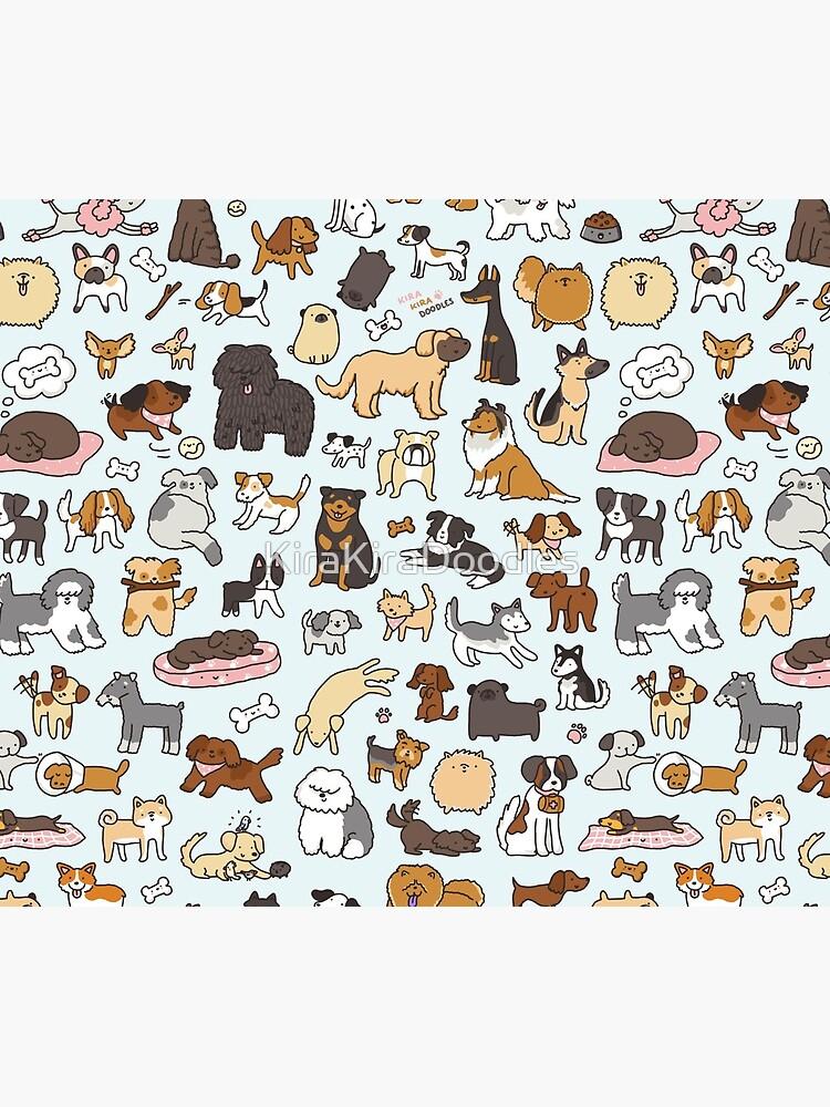 Doggy Doodle by KiraKiraDoodles