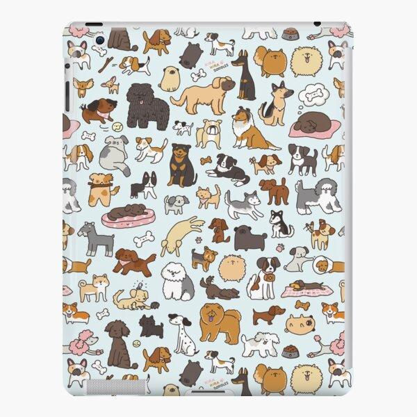 Doggy Doodle iPad Snap Case
