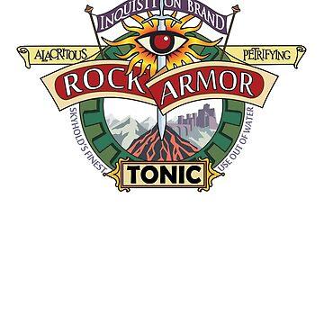 Rock Armor Tonic Logo - Color by efleck