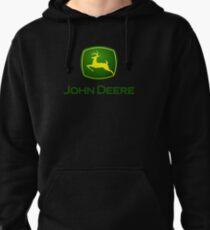 john deere farming Pullover Hoodie
