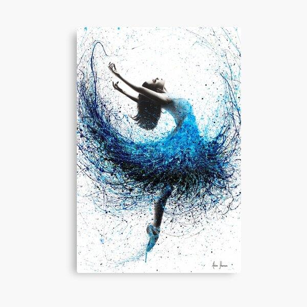 Ocean Mist Dance Canvas Print