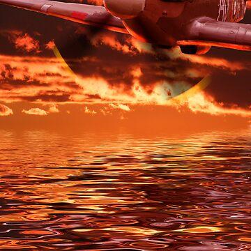Hurricane Sundown - The Terminator !! by Arrowman