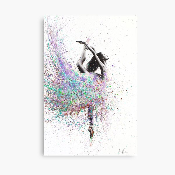 Opal Dance Canvas Print