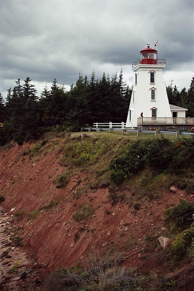 """""""  Cape Bear Lighthouse  """" by fortner"""
