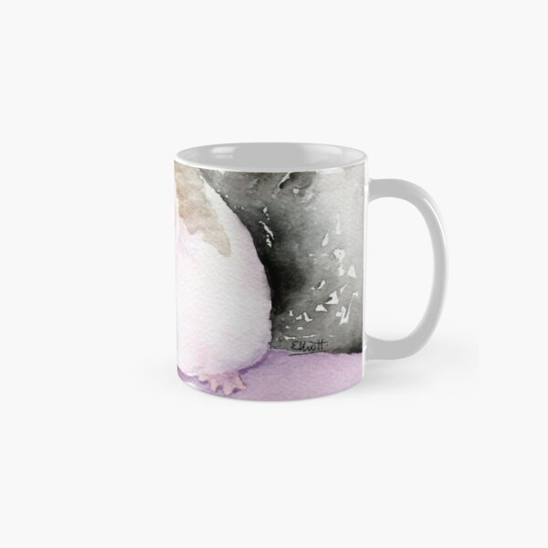 Star, the fancy rat. Classic Mug