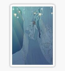 Thranduil&Legolas (Mirkwood Family) ~ Most precious Treasure  Sticker