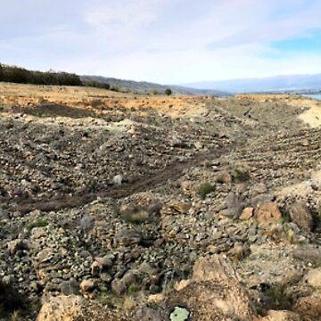 Quartz Reef Point, Northburn, Otago, New Zealand by belvoir