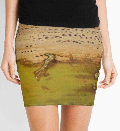 grasping youth Mini Skirt