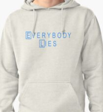 Everybody Lies House MD Pullover Hoodie