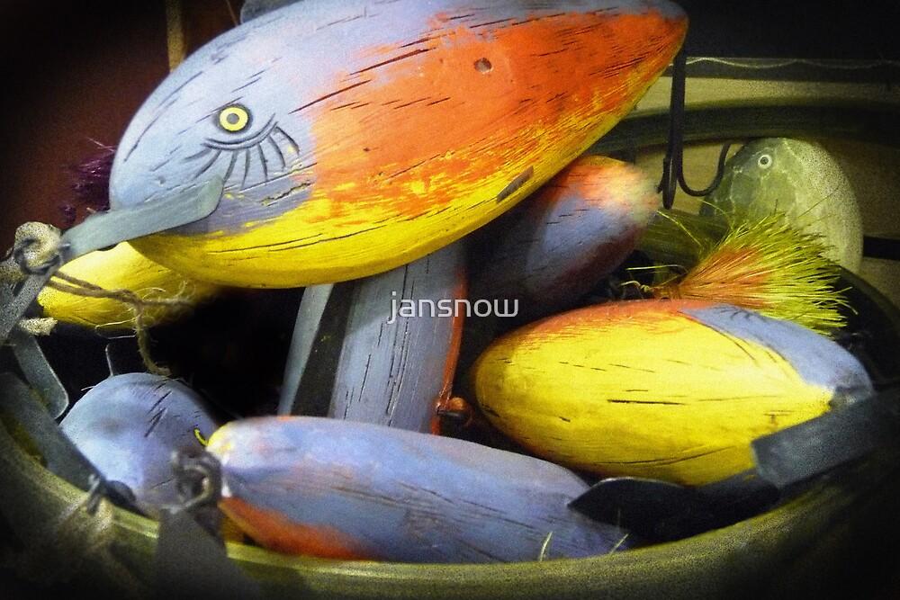 Gone Fishin' © by jansnow