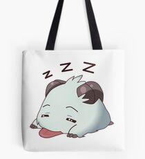 Poro Sleeping Tote Bag