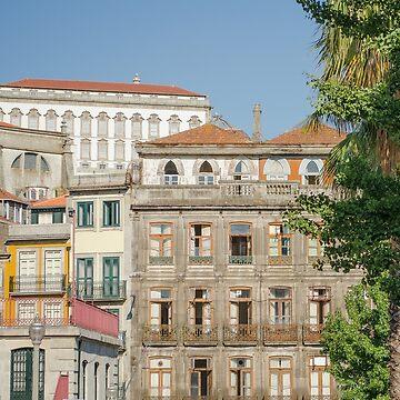 Porto, Portugal by jsebouvi