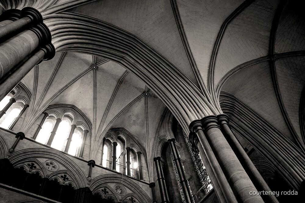 Gothic Glory by courteney rodda