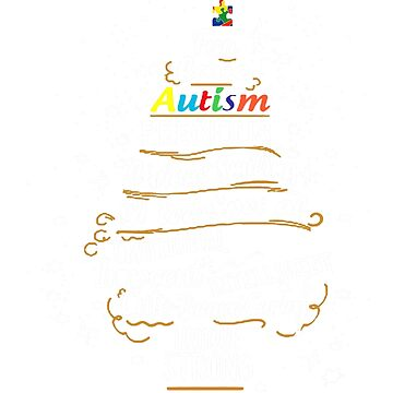 002 - AUTISM CHRISTMAS by awesome-tshirts