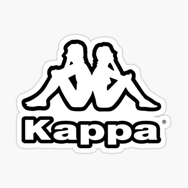 Kappa logo Sticker