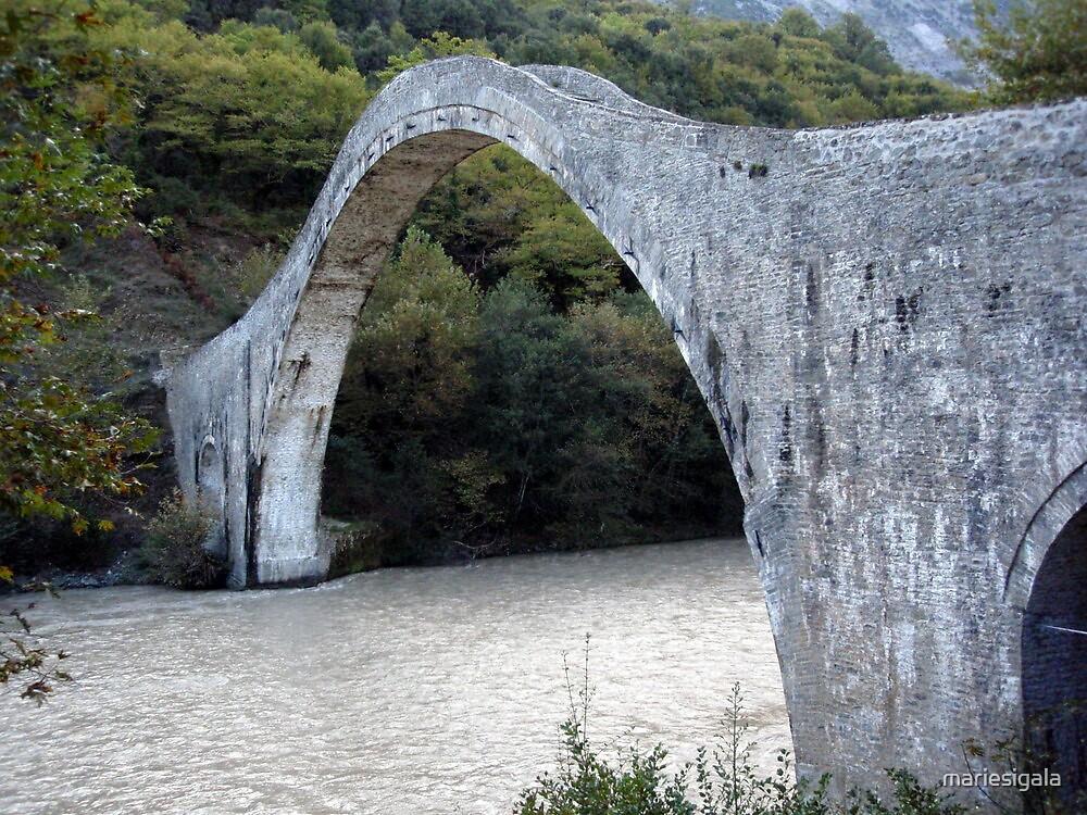 The bridge... by mariesigala