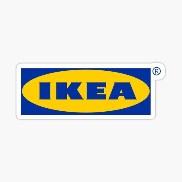 IKEA logo Sticker