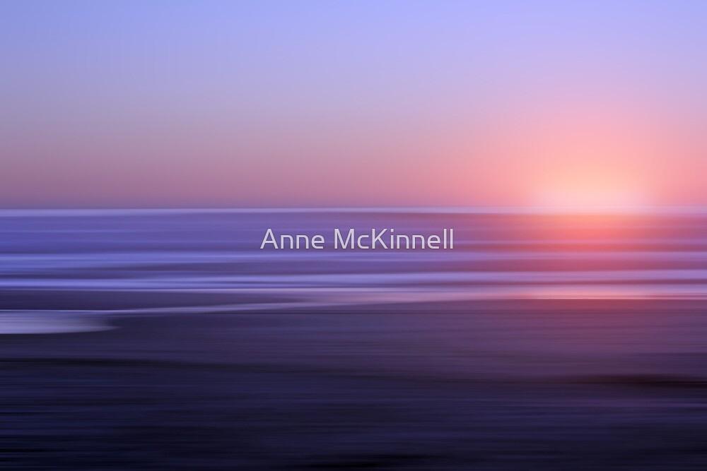 Ocean in Motion #12 by Anne McKinnell