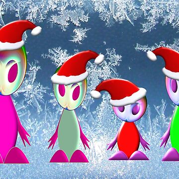 Us Saying Merry Christmas to YOU by ZipaC