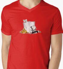 Vegetarian Vampire Men's V-Neck T-Shirt