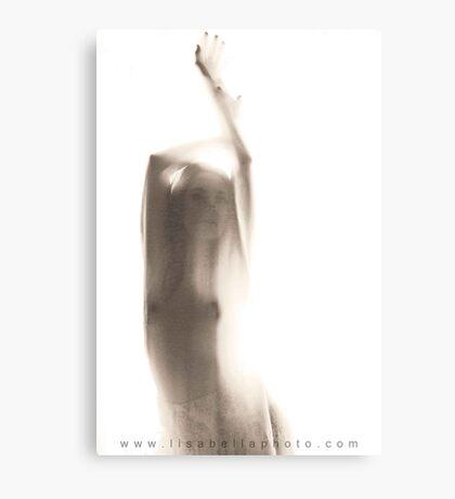 See Through Me Canvas Print