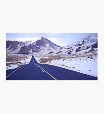 Lindis Pass Photographic Print