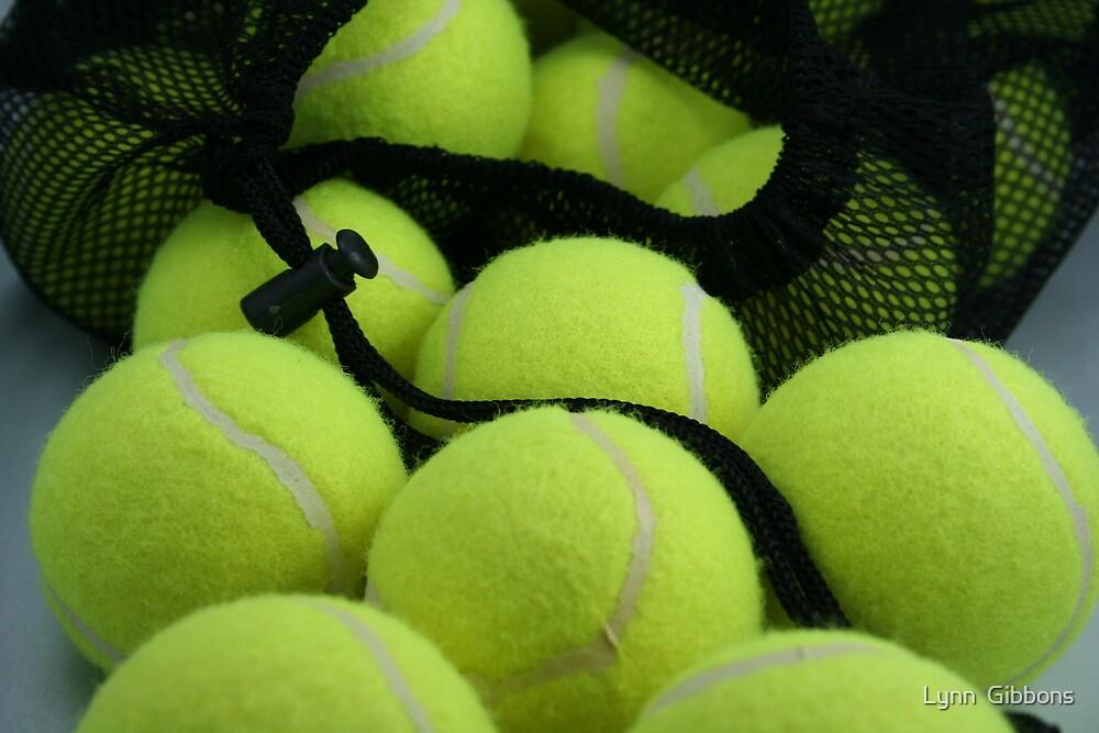 Tennis Balls by Lynn  Gibbons