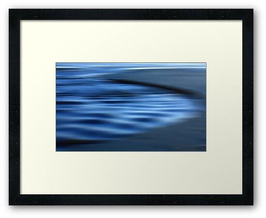Ocean in Motion #10 by Anne McKinnell