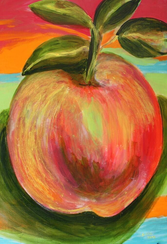 Candy Apple by Gitta Brewster