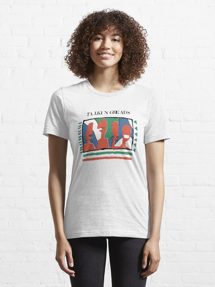 Alternate view of This Must Be The Place - Talking Heads - Yellow Tee T-Shirt Essential T-Shirt