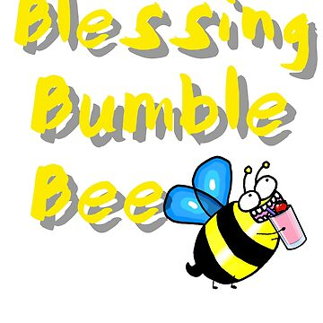 Blessing Bumble Bee by Lobeboy