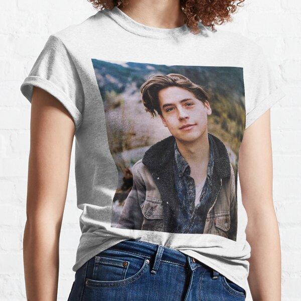 Cole Sprouse Camiseta clásica