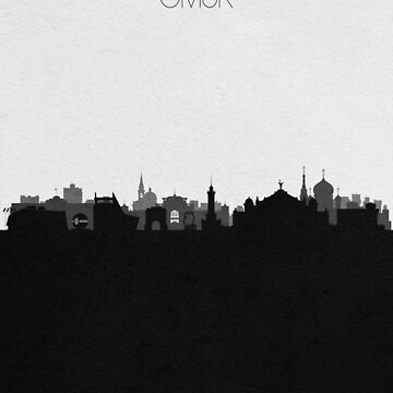 Travel Posters   Destination: Omsk by geekmywall