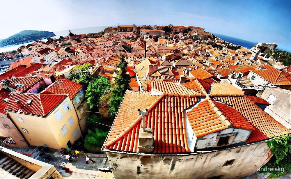 Dubrovnik by andreisky