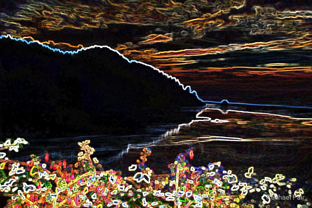 Klamath Sunset by Rachael Fair
