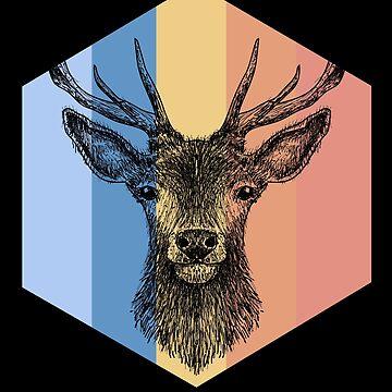 Deer hunting by GeschenkIdee