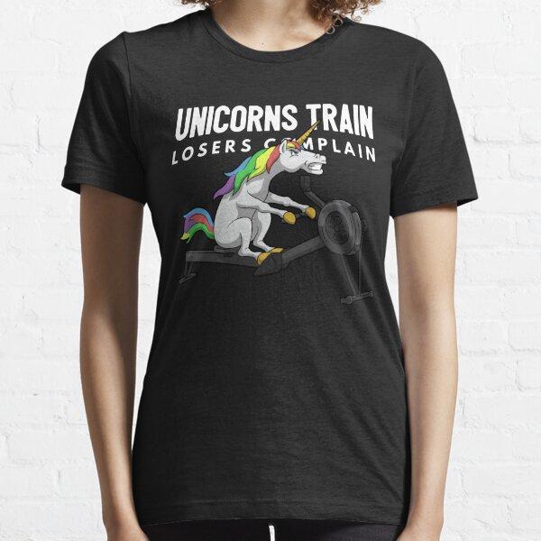Unicorns Train, Losers Complain Essential T-Shirt