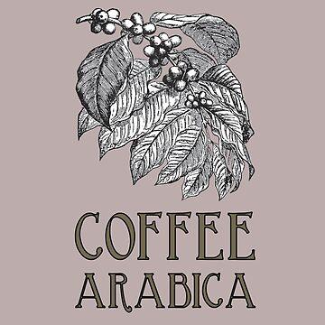 Coffee Aribica by DedEye