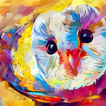 Owl 3 by ChrisButler