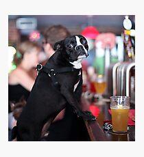 Lámina fotográfica Cerveza yo