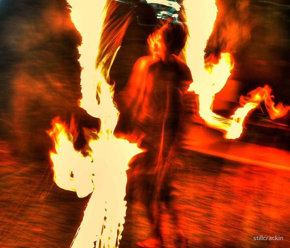 Blazing inferno by stillcrackin