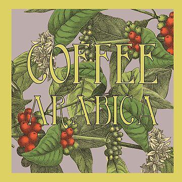Cafe Arabica by DedEye