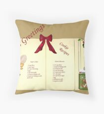 Christmas Season (#1) Throw Pillow