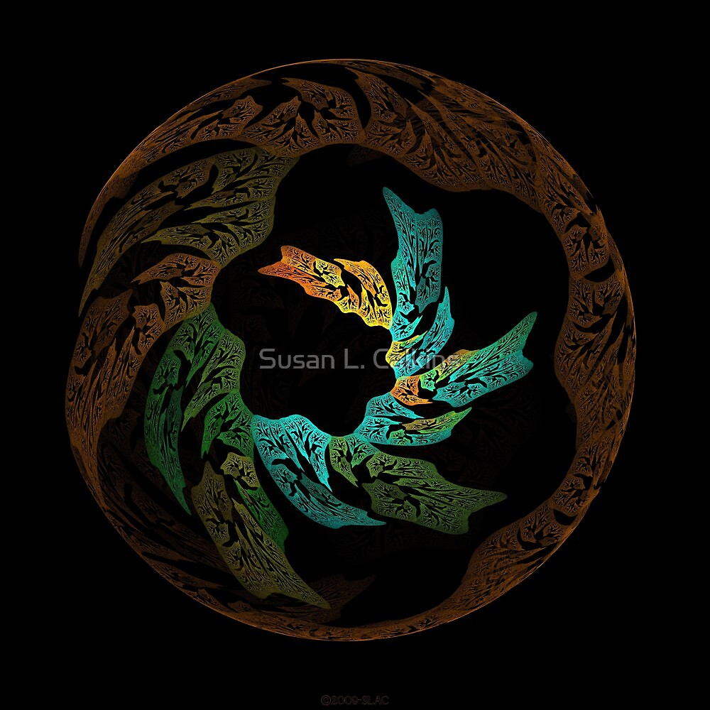 Autumn is a Chameleon by Susan L. Calkins