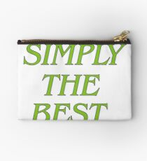 Simply The Best Studio Pouch