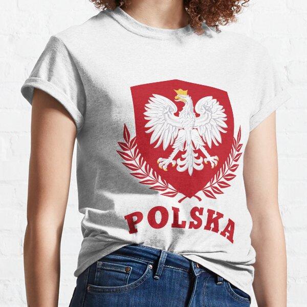 POLAND POLSKA POLAND  Classic T-Shirt