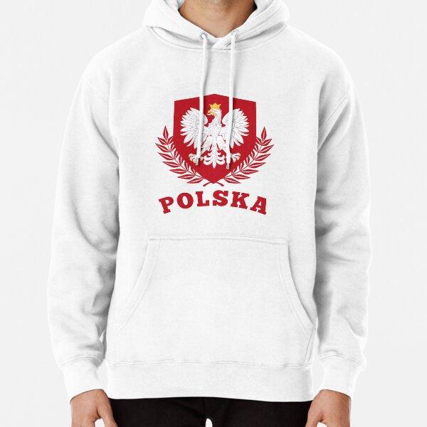 POLAND POLSKA POLAND  Pullover Hoodie