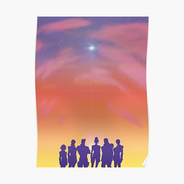 To the future | Voltron  Poster